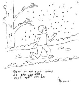 Reasons to run in the cold (or how I survive winter in NE Ohio!):