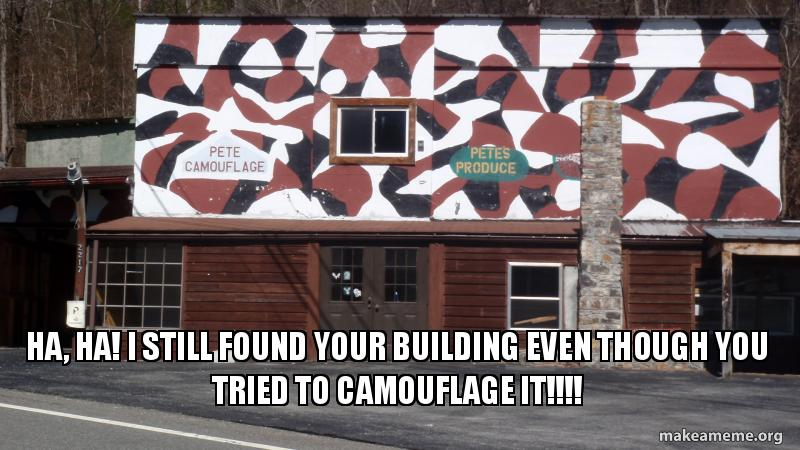 Memes from My Appalachia Spring Road Trip
