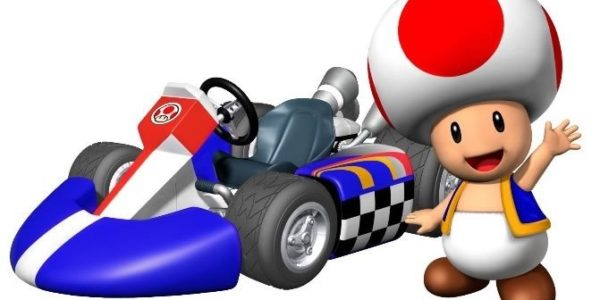 Why do Video Game Characters drive Mario Karts?