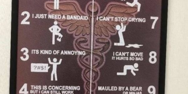 Improved Pain Scale…