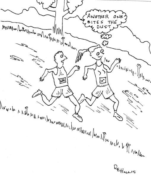 Ten Commandments for Runners: