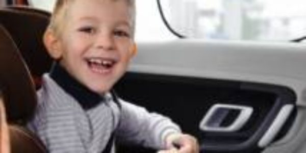 Two Year Old Moves Forward With Plans To Scream In Car